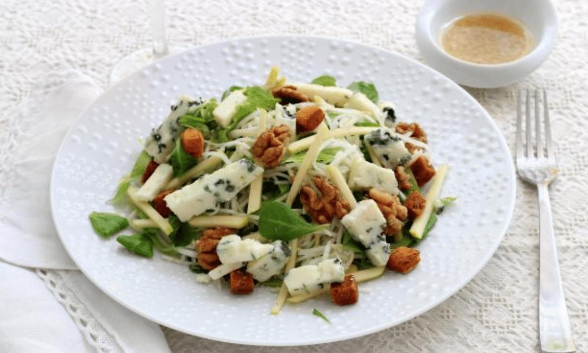 salade keto, salade keto automne, ketoptimal
