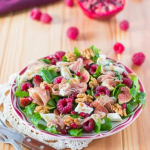7 Recettes de Salades Keto pour l'Automne